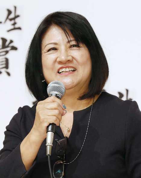 「多言語センターFACIL(ファシル)」の吉富志津代理事長