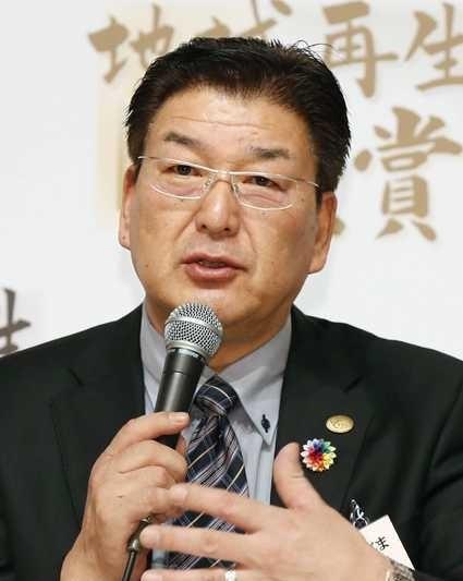 「きらりよしじまネットワーク」の高橋由和事務局長
