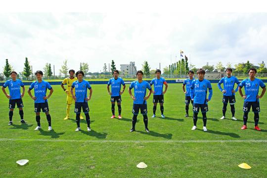 ソニー仙台FC(2年ぶり21回目)
