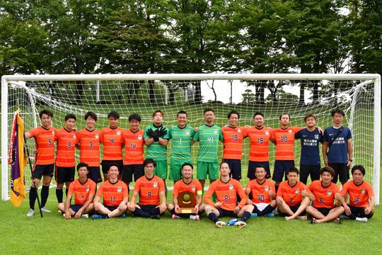 大山サッカークラブ(初出場)