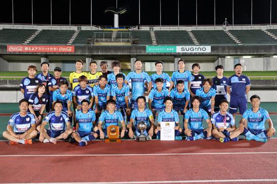 富山新庄クラブ(5年ぶり7回目)