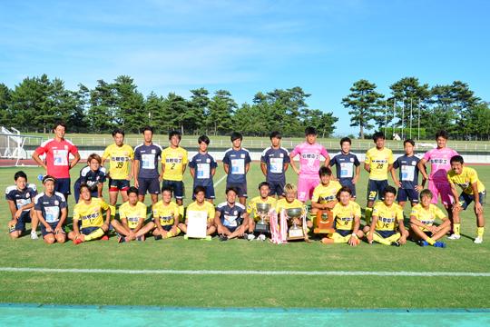 松江シティFC(6年連続7回目)