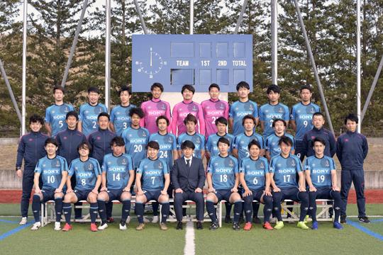 ソニー仙台FC(2年連続22回目)