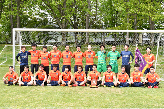 大山サッカークラブ(2年連続2回目)