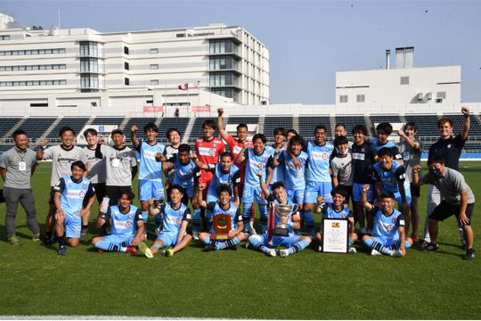 Y.S.C.C.横浜(3年ぶり9回目)