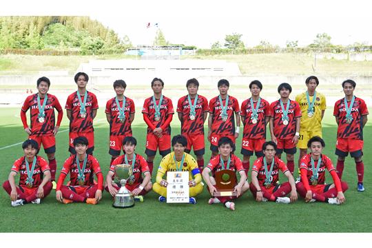 Honda FC(6年連続41回目)
