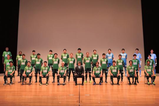 FC岐阜(2年ぶり15回目)