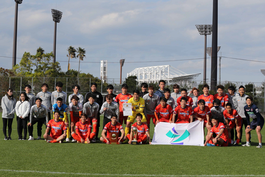 FC徳島(6年連続6回目)