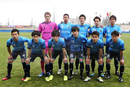 ソニー仙台FC(2年連続19回目)