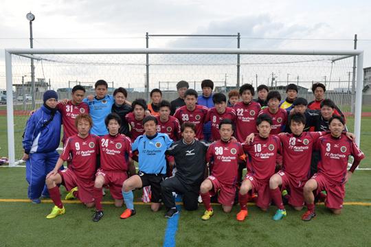 FCパラフレンチ米沢(8年ぶり2回目)