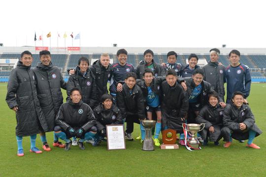Y.S.C.C.横浜(3年ぶり7回目)