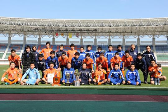 FC徳島セレステ(2年連続2回目)