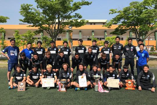 鈴鹿アンリミテッドFC(3年連続5回目)