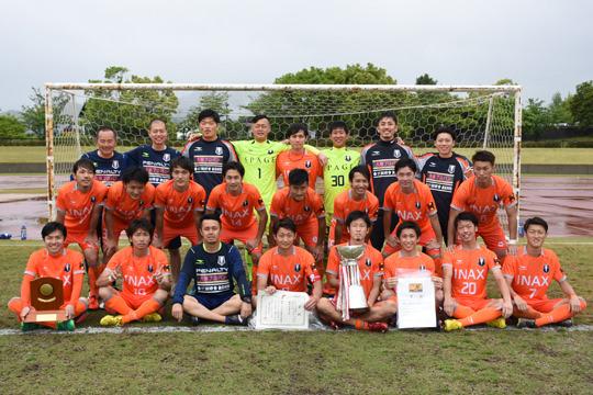 佐賀LIXILFC(3年ぶり8回目)