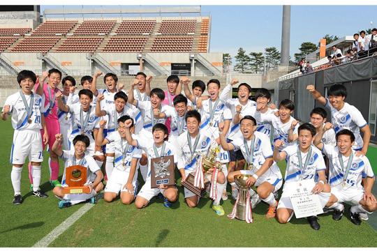 東京国際大学FC(初出場)