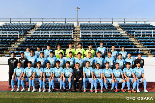 FC大阪(2年連続4回目)