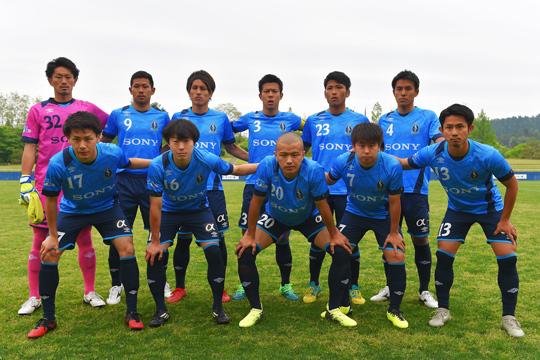 ソニー仙台FC(3年連続20回目)
