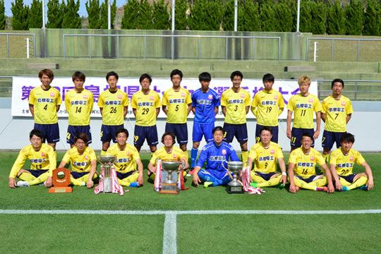 松江シティFC(4年連続5回目)