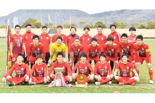 多度津フットボールクラブ(3年ぶり3回目)