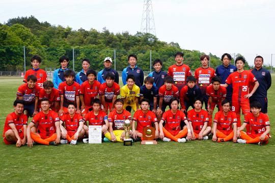 FC徳島(4年連続4回目)
