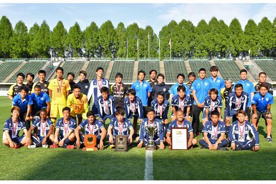 栃木シティFC(2年ぶり10回目)