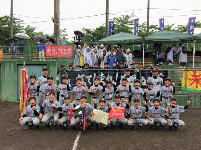 猪川野球クラブ