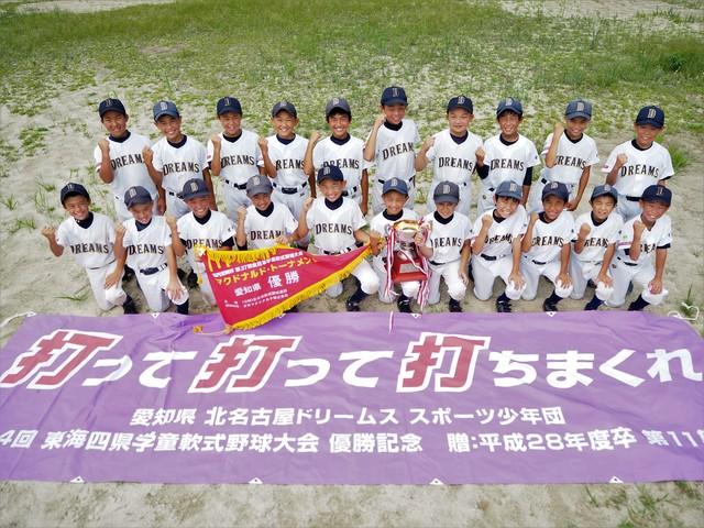 北名古屋ドリームス・スポーツ少年団