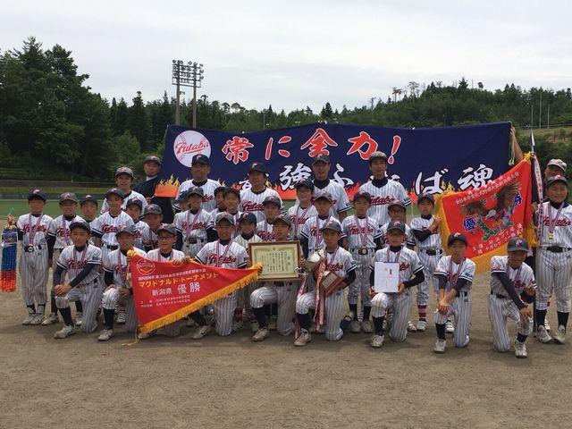 今町ふたば野球スポーツ少年団