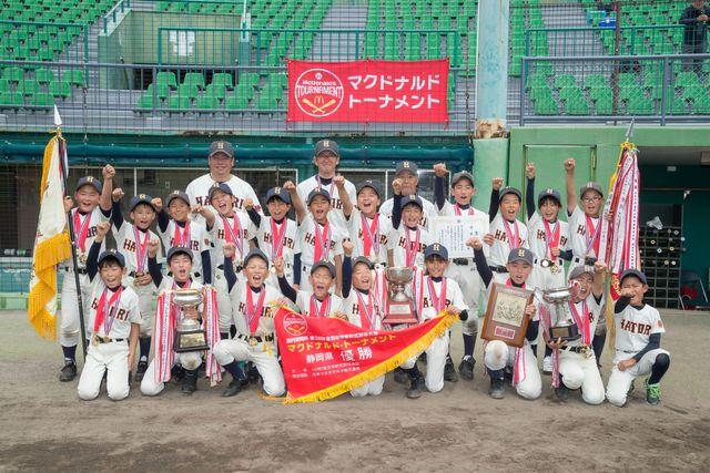 服織野球スポーツ少年団