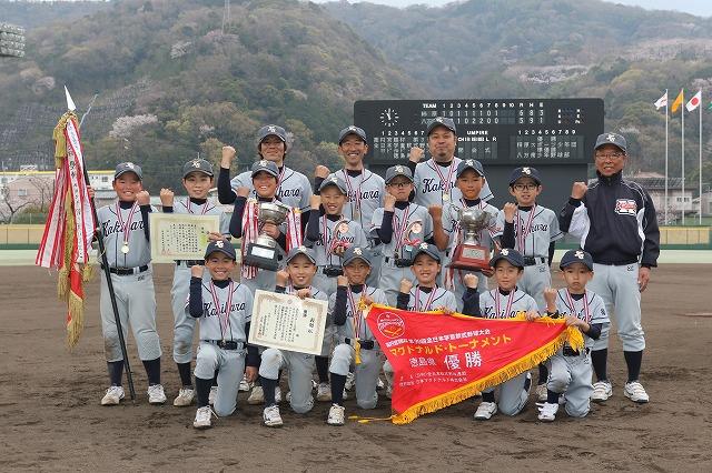柿原スポーツ少年団