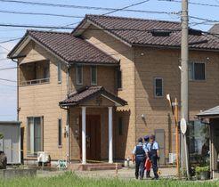 中川洋子被告が夫と共謀し、中学生の長女を殺害した住宅=2019年9月、福井県永平寺町