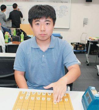 豊府高1年の迫村さんが奨励会入り プロ棋士へ「対局大事に」