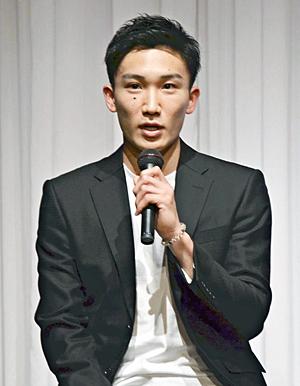 トップアスリート集結!決意の桃田賢斗選手「東京五輪でメダル」