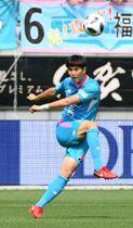 20日のFC東京戦に出場した鳥栖・鄭昇ヒョン