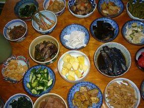 準大賞惣菜20数品食べ放題の極楽藁屋