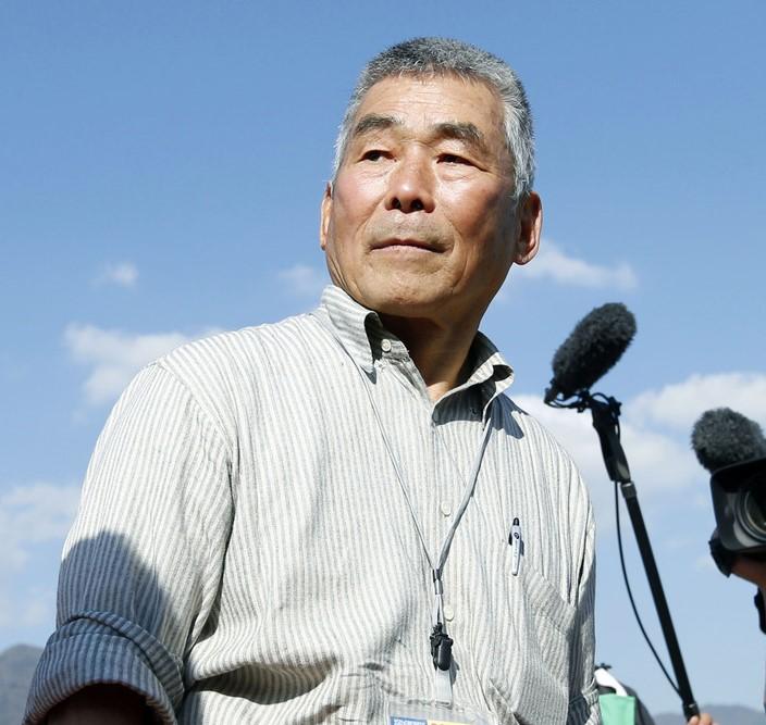 来春に創部する京都両洋高アメリカンフットボール部のヘッドコーチに就任する水野彌一さん