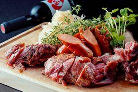 京都センチュリーホテルの肉料理