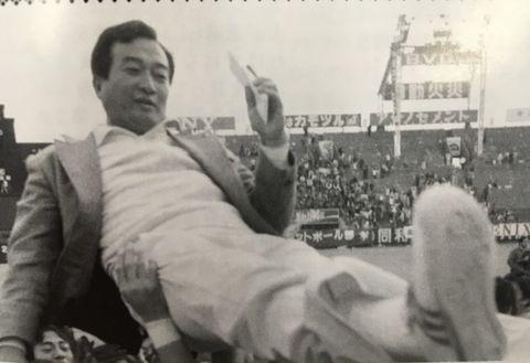 フットボール界を牽引した日大 歴史を刻んだ名将・篠竹幹夫