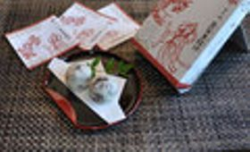 高千穂皇賀玉饅頭 (高千穂町・あまてらすの娘たち)