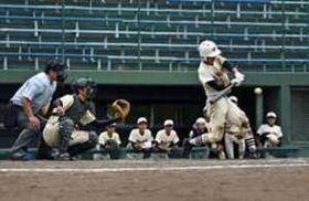 秋季栃木県高校軟式野球、作新が5連覇