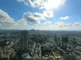東京・池袋サンシャイン60から=筆者撮影