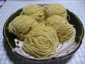 ■石川製麺の「昔ながらの特製中華麺」