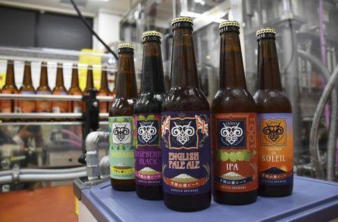 5種のビール ニセコ仕込み ルピシア、週末から出荷
