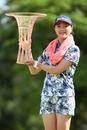 ゴルフ ユピテル・静岡新聞SBSレディース リ・エスド、無欲の栄冠