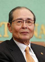 プロ野球ソフトバンクの王貞治球団会長