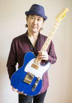 国内4都市でライブツアーを行うブルースギタリストの菊田俊介