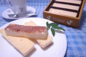 焼き濃厚チーズアイス