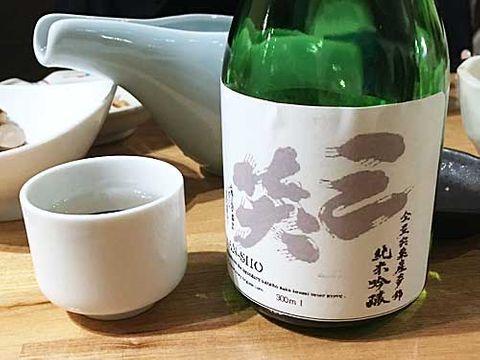 【4124】三笑 純米吟醸(さんしょう)【兵庫県】