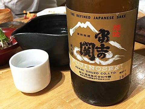 【4004】富士の関 純米(ふじのせき)【福井県】