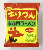 小笠原製粉が名称を「キリマルラーメン」に変更して発売する即席麺